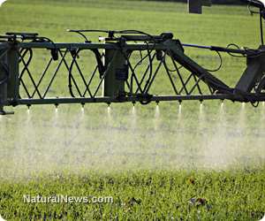 Pesticides-Tractor-Chemicals